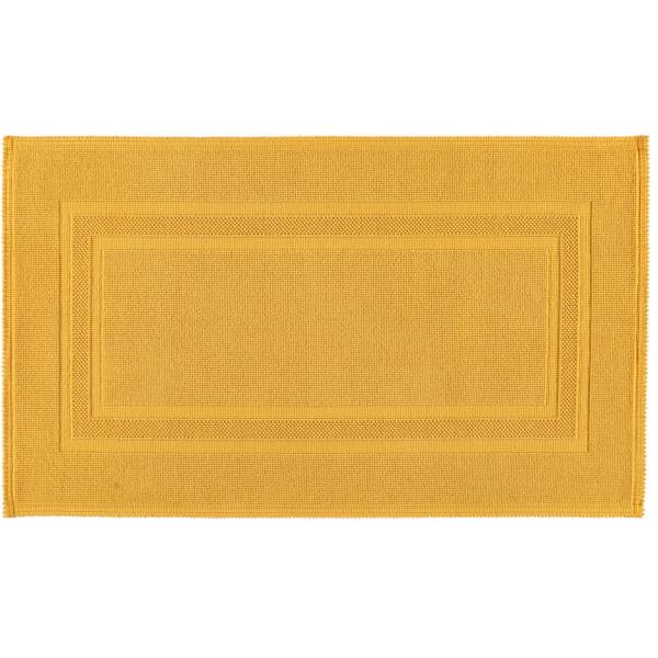 Rhomtuft - Badematte Gala - Farbe: gold - 348 70x120 cm