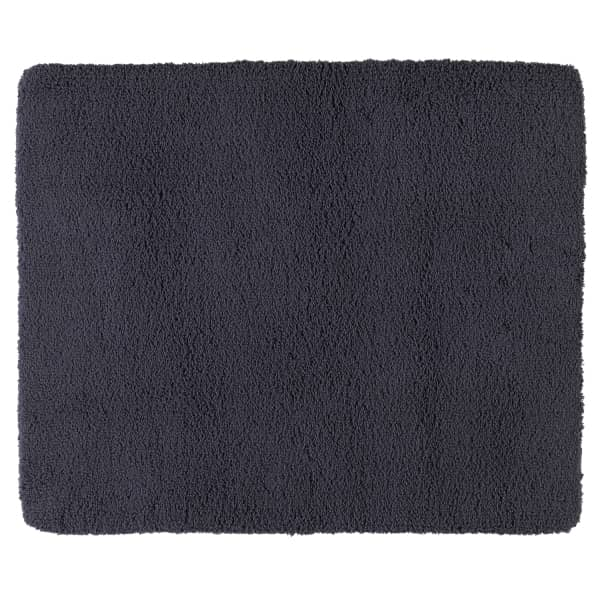 Rhomtuft - Badteppiche Square - Farbe: zinn - 02 50x60 cm