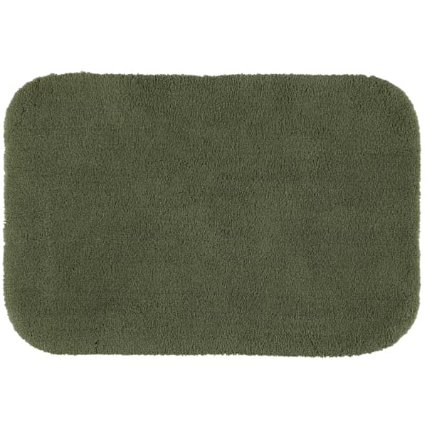 Rhomtuft - Badteppiche Aspect - Farbe: olive - 404 60x90 cm