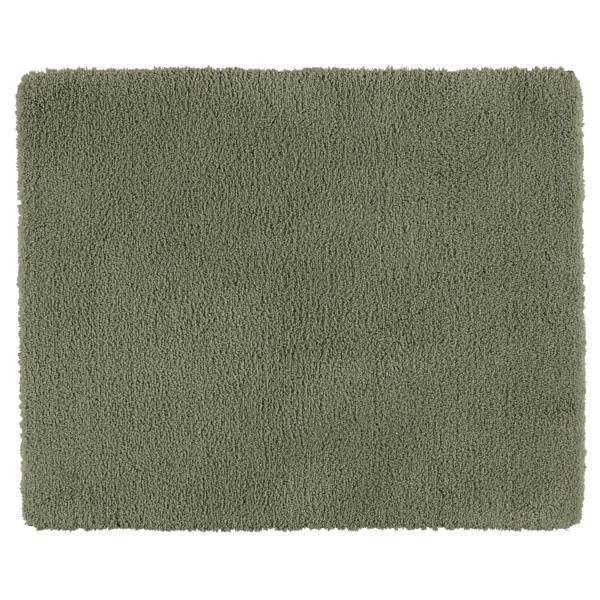 Rhomtuft - Badteppiche Square - Farbe: olive - 404 50x60 cm