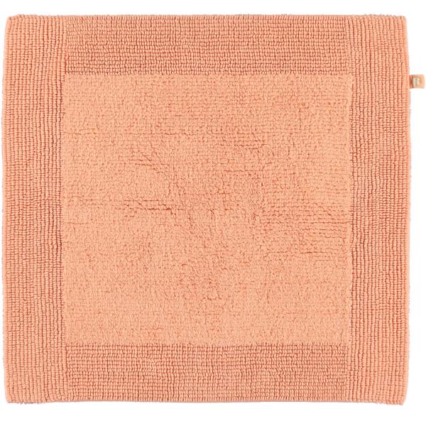 Rhomtuft - Badteppiche Prestige - Farbe: peach - 405 60x60 cm