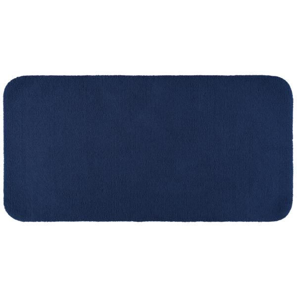 Rhomtuft - Badteppiche Aspect - Farbe: kobalt - 84 80x160 cm