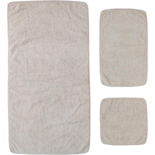 Rhomtuft - Handtücher Loft - Farbe: stone - 320