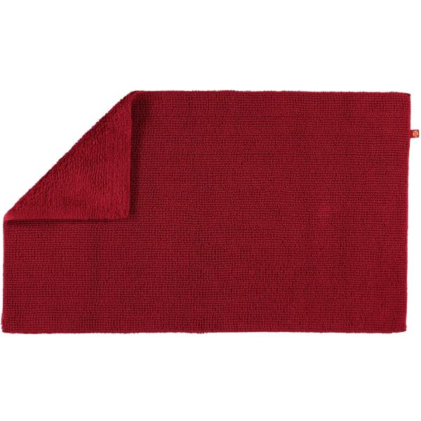 Rhomtuft - Badteppich Pur - Farbe: cardinal - 349 50x75 cm