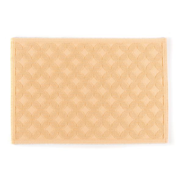 Rhomtuft - Badematte Seaside - Farbe: mais - 390 50x70 cm
