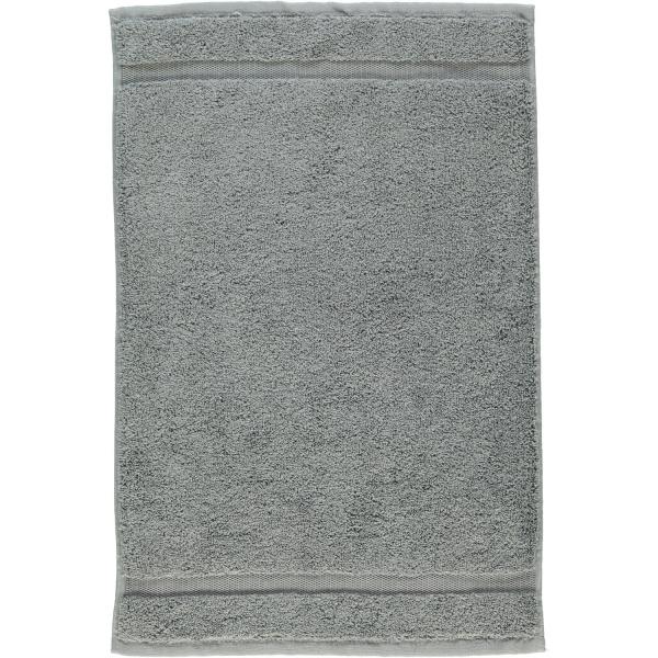 Rhomtuft - Handtücher Princess - Farbe: kiesel - 85 Gästetuch 40x60 cm