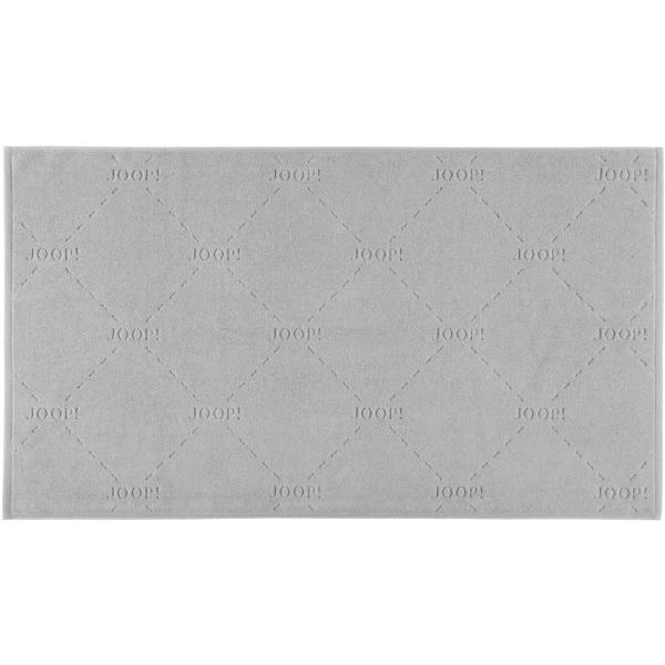 JOOP! Badematte Dash 73 - Farbe: Silber - 026 65x115 cm