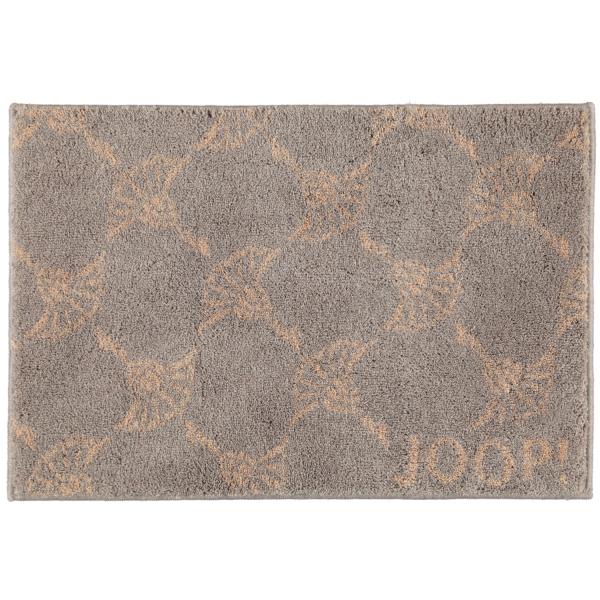 JOOP! Badteppich New Cornflower Allover 142 - Farbe: Graphit - 1108 60x90 cm