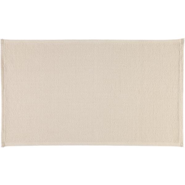 Rhomtuft - Badteppiche Plain - Farbe: natur-jasmin - 20 70x120 cm