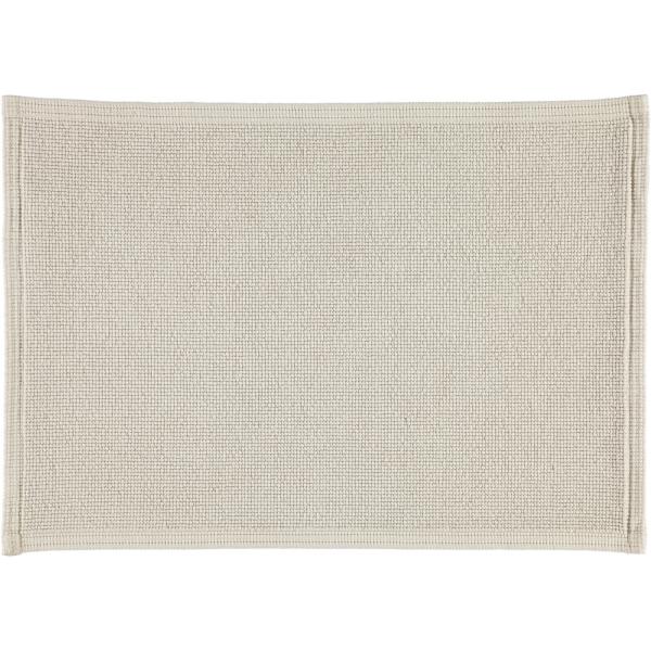 Rhomtuft - Badteppiche Plain - Farbe: stone - 320 50x70 cm