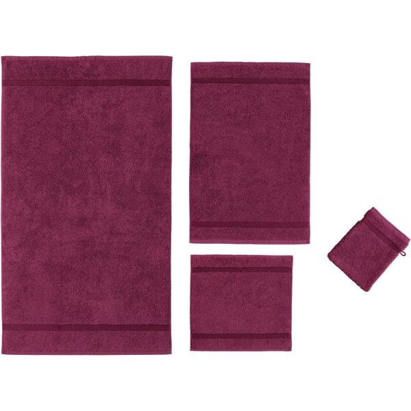 Rhomtuft - Handtücher Princess - Farbe: berry - 237