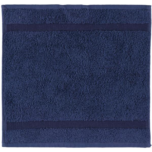Rhomtuft - Handtücher Princess - Farbe: kobalt - 84 Seiflappen 30x30 cm