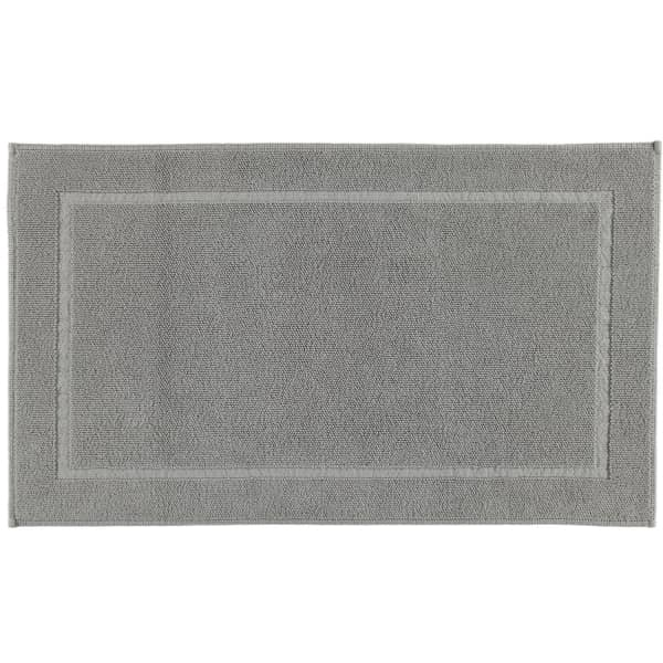 Rhomtuft - Badematte Pearl 51 - Farbe: kiesel - 85 70x120 cm