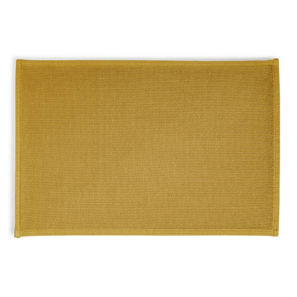 Rhomtuft - Badematte Plain - Farbe: gold - 348 60x90 cm
