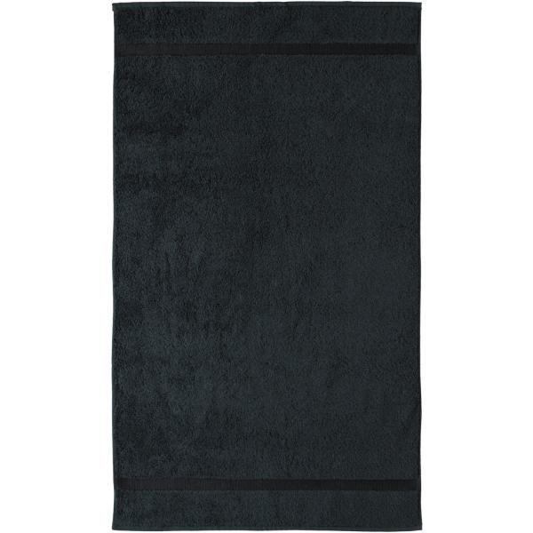 Rhomtuft - Handtücher Princess - Farbe: schwarz - 15 Handtuch 55x100 cm