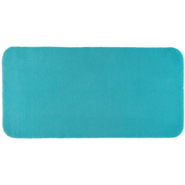 Rhomtuft - Badteppiche Aspect - Farbe: azur - 41 80x160 cm