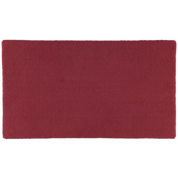 Rhomtuft - Badteppiche Square - Farbe: marsala - 391 70x120 cm