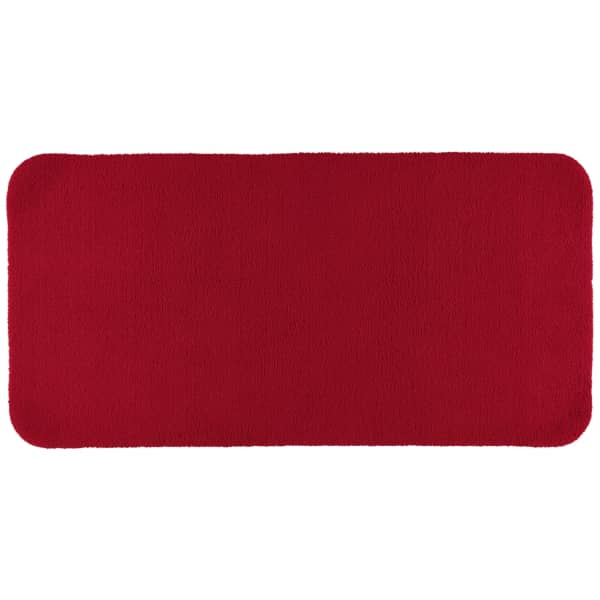Rhomtuft - Badteppiche Aspect - Farbe: cardinal - 349 80x160 cm