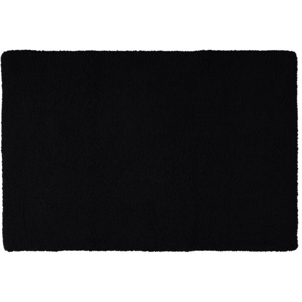 Rhomtuft - Badteppiche Square - Farbe: schwarz - 15 70x120 cm