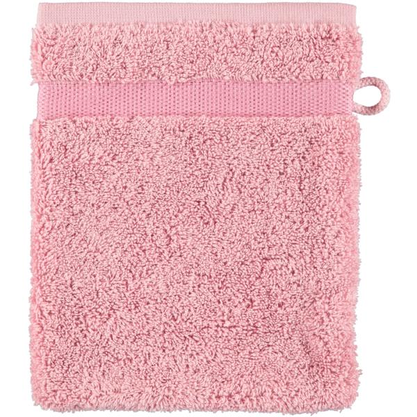 Rhomtuft - Handtücher Princess - Farbe: rosenquarz - 402 Waschhandschuh 16x22 cm