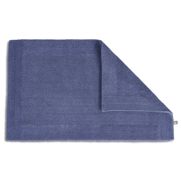 Rhomtuft RHOMY - Badteppich Select 75 - Farbe: aqua - 78 50x70 cm
