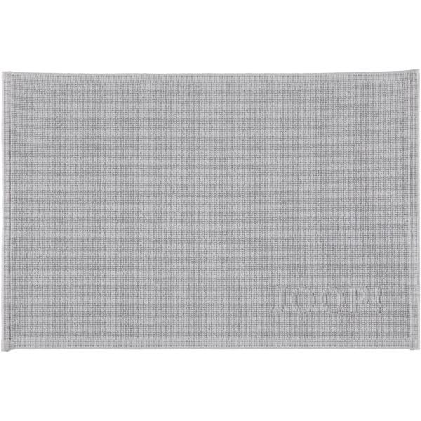 JOOP! Badematte Signature 49 - Farbe: Silber - 026 60x90 cm