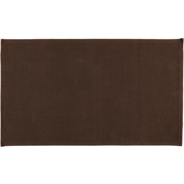 Rhomtuft - Badematte Plain - Farbe: mocca - 406 70x120 cm