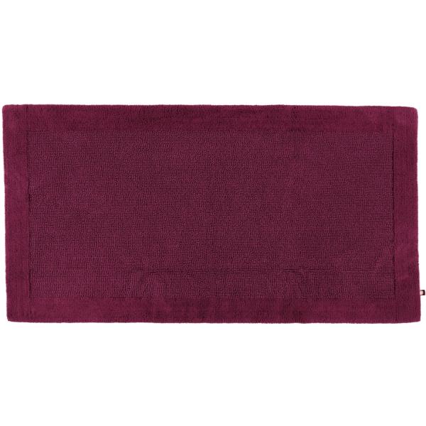 Rhomtuft - Badteppiche Prestige - Farbe: berry - 237 80x160 cm